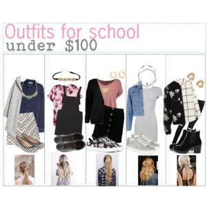 Wardrobe Greats for Under $100